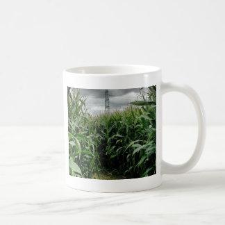 トウモロコシの当惑 コーヒーマグカップ