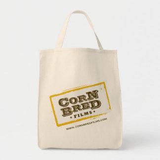 トウモロコシはフィルムのオーガニックな食料雑貨のトートを繁殖させました トートバッグ