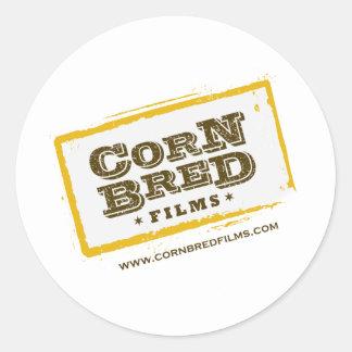 トウモロコシはフィルムを繁殖させました ラウンドシール