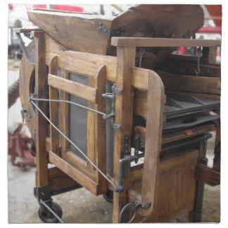 トウモロコシを殻から取り出すのに使用される手動機械 ナプキンクロス