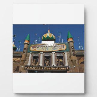 トウモロコシ宮殿のコレクション フォトプラーク