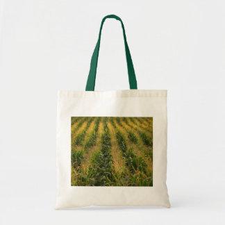 トウモロコシ畑 トートバッグ