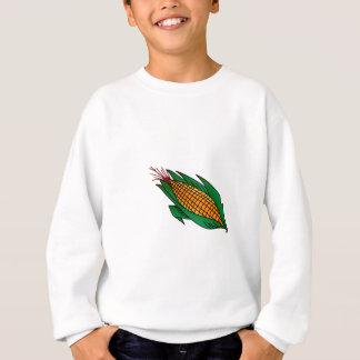 トウモロコシ スウェットシャツ