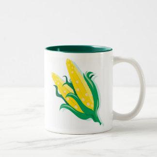 トウモロコシ ツートーンマグカップ