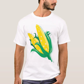 トウモロコシ Tシャツ