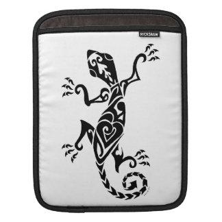 トカゲの入れ墨またはHennaパターン iPadスリーブ