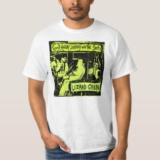 トカゲの緑 Tシャツ