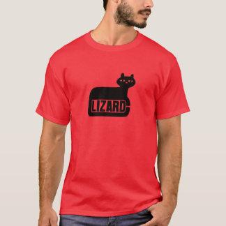 トカゲの記録 Tシャツ