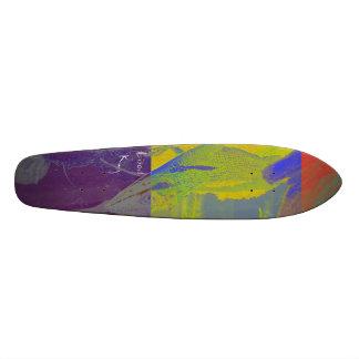 トカゲ王 オリジナルスケートボード