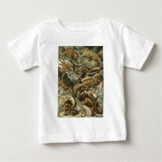 トカゲ ベビーTシャツ