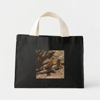 トカゲ ミニトートバッグ
