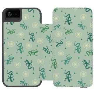 トカゲ INCIPIO WATSON™ iPhone 5 財布 ケース