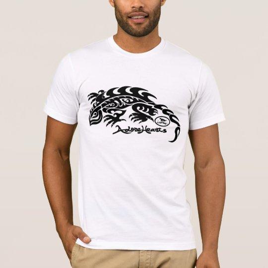 トカゲ(MO'O) Tシャツ