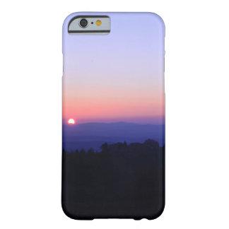 トスカナ式の日没 BARELY THERE iPhone 6 ケース