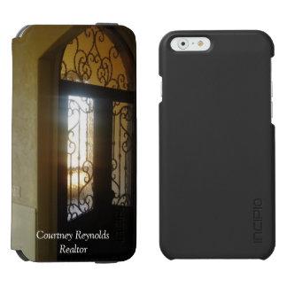 トスカナ式の記入項目のIncipioのiPhone 6のウォレットケース Incipio Watson™ iPhone 6 財布ケース