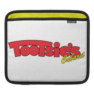 トッツィーのキャバレーのiPadの袖 iPadスリーブ