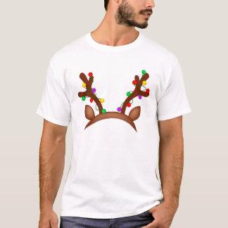 トナカイの人の基本的なTシャツ Tシャツ