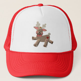トナカイの帽子 キャップ