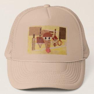 トナカイの耳の野球帽 キャップ