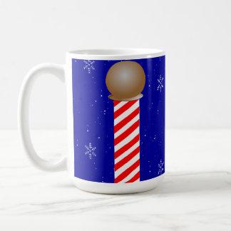 トナカイジャズ北極のコーヒーMag コーヒーマグカップ
