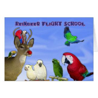 トナカイ飛行学校 カード