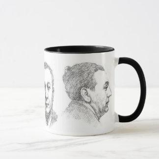 トニーAccardoの顔写真 マグカップ