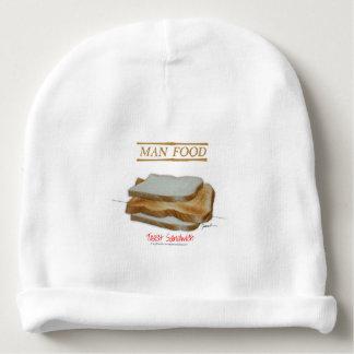 トニーFernandesの人の食糧-トーストサンドイッチ ベビービーニー