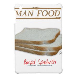 トニーFernandesの人の食糧-パンサンドイッチ iPad Miniケース