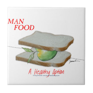 トニーFernandesの人の食糧-健康な選択 タイル