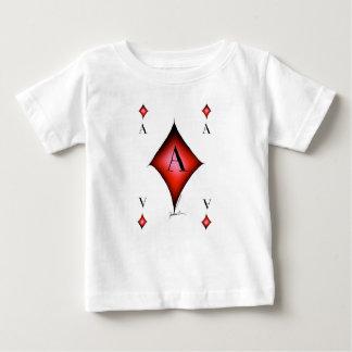 トニーFernandes著ダイヤモンドのエース ベビーTシャツ