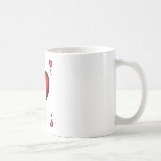 トニーFernandes著ハートのエース コーヒーマグカップ