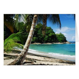トバゴ-島--の楽園 カード
