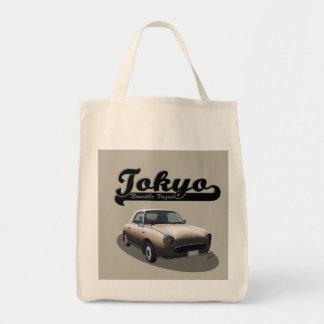 トパーズの霧の東京Figaroトートバック トートバッグ
