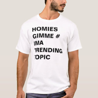 トピックを向くこと Tシャツ