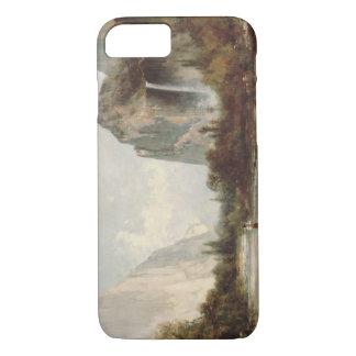トマスの丘-ヨセミテ、花嫁のベールの滝 iPhone 8/7ケース