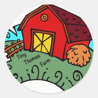 トマスの小さい農場 ラウンドシール