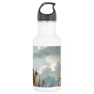 トマスの樺の木マケドニア人および米国 ウォーターボトル