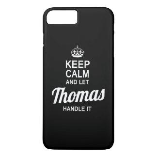 トマスをそれを扱うことを許可して下さい! iPhone 8 PLUS/7 PLUSケース