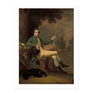 、トマスグラハムLynedoch (1748-1843年の) c.1769男爵( ポストカード