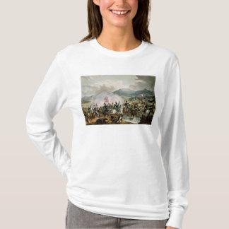 トマスサザランドが刻むモラレスの戦い Tシャツ