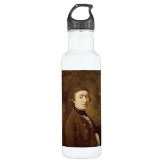 トマス・ゲインズバラの自画像1759年 ウォーターボトル
