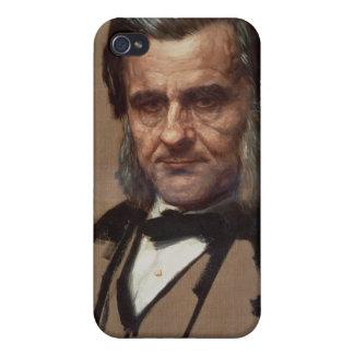 トマス・ヘンリー・ハクスリーのポートレート iPhone 4 CASE