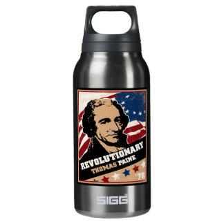 トマス・ペインの革命的な自由のボトル 断熱ウォーターボトル