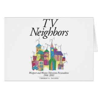トマスA. DeLong著TVの隣人 カード