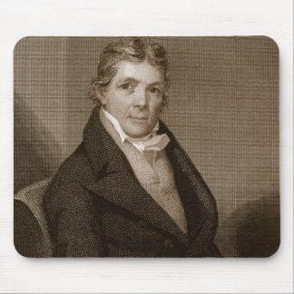 トマスB.著刻まれるジョンランドルフ(1773-1833年)。 私達 マウスパッド