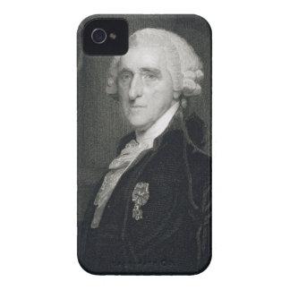 トマスB.Wが刻むトマスMcKeanのポートレート Case-Mate iPhone 4 ケース