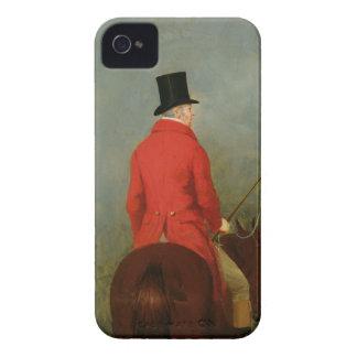 トマスCholmondeleyのDelame最初主のポートレート Case-Mate iPhone 4 ケース
