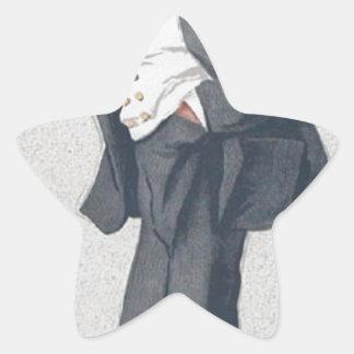 トマスEgertonのウィルトンの第2伯爵の風刺漫画 星シール