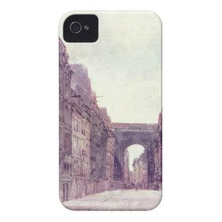 トマスGirtin著パリの通り聖者デニス Case-Mate iPhone 4 ケース