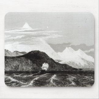 トマスLandseerが刻む山Sarmiento マウスパッド